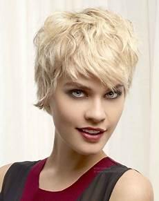 kurzhaarfrisuren mädchen frech frisuren blond kurz frech