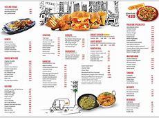 KBC Restaurant Menu and Deals   Restaurant Menu