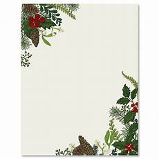 Holiday Stationery Paper Abundant Holiday Christmas Letter Papers Colorful Images
