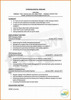 Order Of Experience On Resume How To Make An Outstanding Resume Get Free Samples