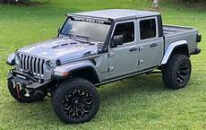 2020 jeep gladiator lifted 2020 jeep gladiator 4x4 overland 4dr crew cab 5 0 ft sb