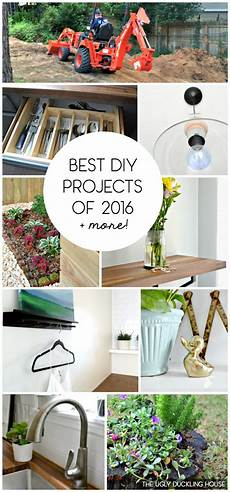the best diy projects of 2016 the duckling house