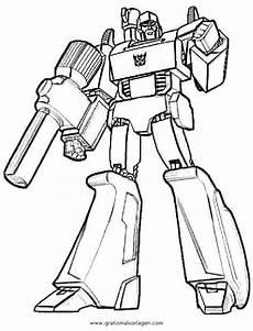 Bilder Zum Ausmalen Transformers Transformers Megatron 3 Gratis Malvorlage In Comic
