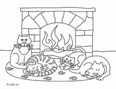 winter coloring pages the sun flower pages