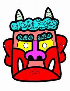 Setsubun Mask All Holidays Office Com
