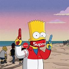 bart supreme background supreme bart wallpapers top free supreme bart