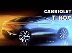 volkswagen cabriolet 2020 2020 vw t roc cabriolet early look