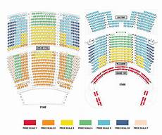 Stern Theater Seating Chart Seating Chart Ballet West