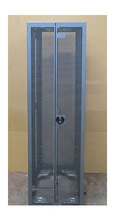 hp 10642 42u server rack cabinet enclosure with front rear