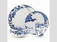 Mikasa® Hana Dinnerware in Blue   Bed Bath & Beyond