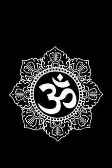 black and white mandala iphone wallpaper amazing om images free om symbol wallpaper in