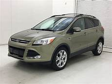 2013 Ford Escape Abs Light Used 2013 Ford Escape Fwd 4dr Sel 70675 Miles Green Suv 1