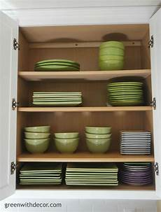 green with decor get storage in the kitchen