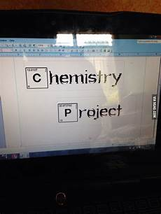 Chemistry Cover Page Designs Chemistry Project Cover Page I M Working On 9gag
