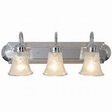 Halogen Vanity Light Fixture Monument Lighting 24in 3 Light 60 Watt Decorative Vanity