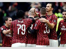 Buy AC Milan Football Tickets 2019/20   Football Ticket Net