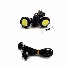Eagle Eye Led Lights 1pcs Parking Light 23mm Eagle Eye Led Car Lights Drl