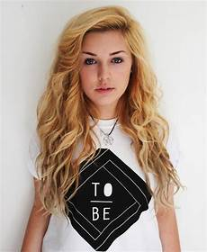loose curly hairstyles for teenage girls ombre hair