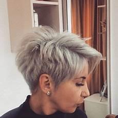 kurzhaarfrisur dicke glatte haare schicke kurzhaarfrisuren 2017 frisur dicke haare