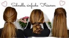 frisuren für dünnes haar zum selber machen einfache schnelle frisuren i lange mittellange haare