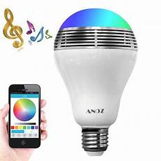 Medion Audio Led Light Bulb Speaker Smart Led Light Bulb Bluetooth Speaker Halloween Gifts 3w