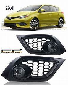 Corolla 2017 Fog Lights 2016 2017 Scion Toyota Corolla Im Fog Lights Clear Lens