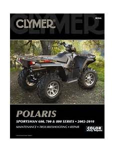 Polaris Sportsman Manual 600 700 800 Atv Service