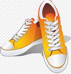 Kostenlose Malvorlagen Turnschuhe Schuh Turnschuhe Clipart Gelbe Schuhe Png Herunterladen
