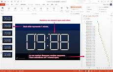 Digital Timer Powerpoint Need A Timer For Your Lesson Try A Video Timer