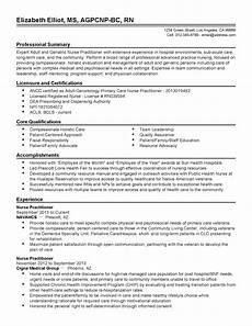 Nurse Practitioner Resume Family Nurse Practitioner Resume Template Ipasphoto