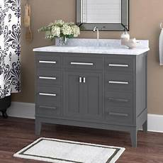 42 inch bathroom vanities