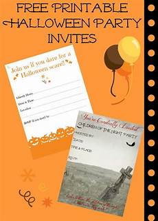 Costume Party Invitations Free Printable Free Printable Halloween Invitations For Your Super