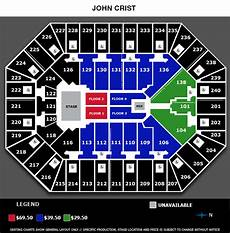 X Burlesque Seating Chart Seating Charts Target Center