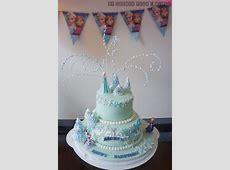 Disney Frozen Cake   CakeCentral.com