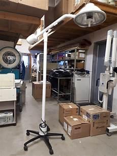 Surgery Lights For Sale Sale Midmark Ritter 355 Floor Lamp Surgery Light Veen
