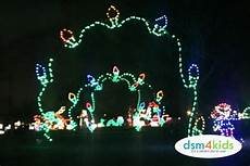 Christmas Light Displays In Des Moines Iowa 2018 Guide To Holiday Amp Christmas Light Displays In Des