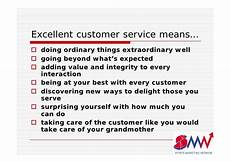 Excellent Customer Service Examples How To Provide Excellent Customer Service In Your Leisure