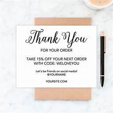 Business Thank You Cards Templates Free Printable Thank You Cards For Business Chicfetti
