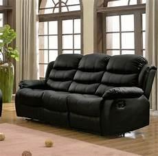 Sofa Reclinables En Oferta 3d Image by Sillon 3 Cuerpos Sofa Reclinable En Pu Living Beverly