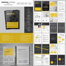 Graphic Design Proposal Template 20 Best Business Proposal Templates Ideas For New Client