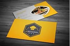 Restaurant Business Card Restaurant Business Card Business Card Templates