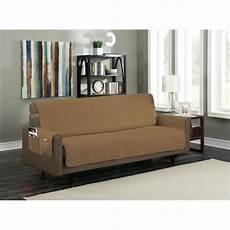 Sofa Side Pocket 3d Image kashi home sc052222 microfiber furniture protector with 5