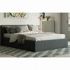 laverock upholstered ottoman bed ottoman bed