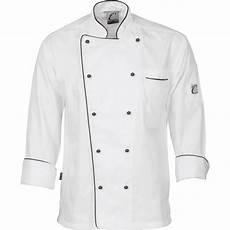 chef coat sleeve product display dnc workwear workwear work wear