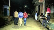Red Light Area In Uttar Pradesh Philips Lighting Project Solar Led Street Lighting For