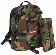 supreme backpack supreme camo backpack ebay