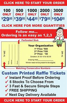 Raffle Ticket Price Custom Raffle Tickets Are Our Specialty Raffleticket Com
