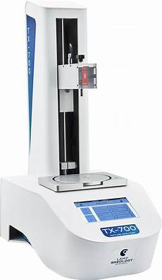 Texture Analizer Texture Analysis Texture Analyzer