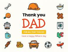 Day Cards Templates 15 Fun Father S Day Card Templates To Show Your Dad He S