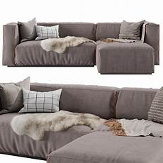 Fur Sofa 3d Image by 3d Cleon Modern Medium Sectional Sofa By Dot